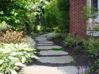 Walkways & Hardscaping